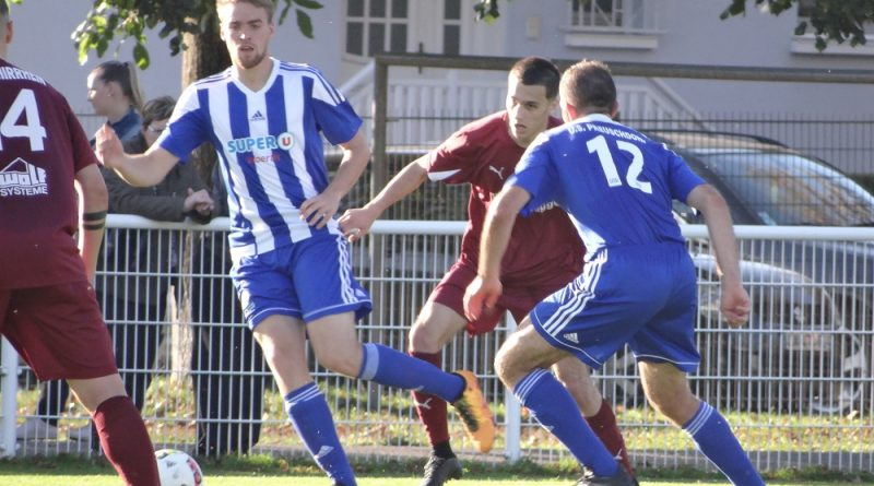 Promotion : Un match abouti pour Preuschdorf